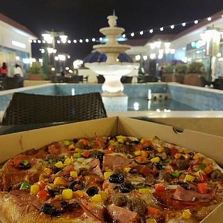 Nkd pizz @ elmercado