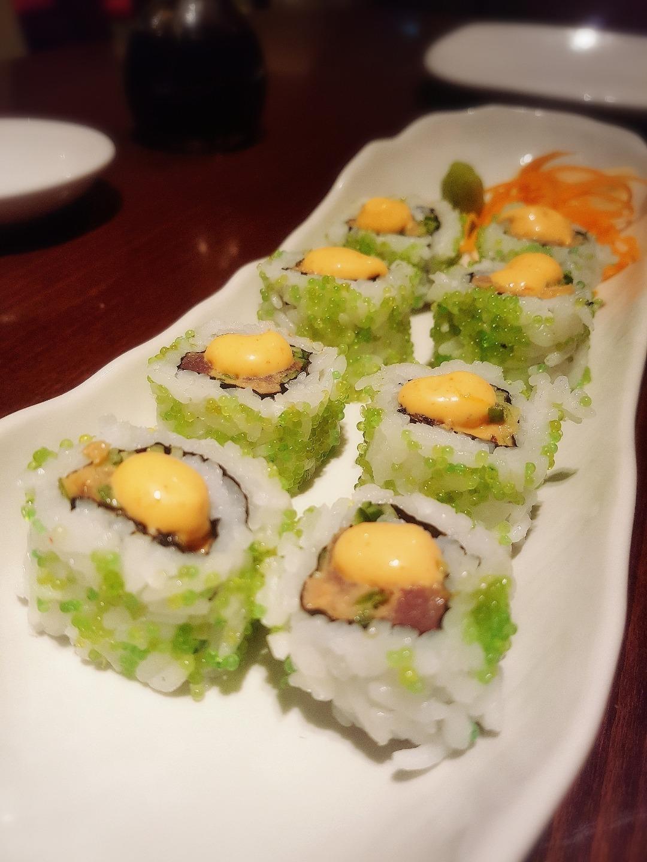 Spicy tuna maki @ Nu Asia - Bahrain