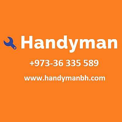 All kinds of Home maintenance Services in Bahrain