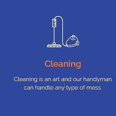 Cleaning services in Bahrain