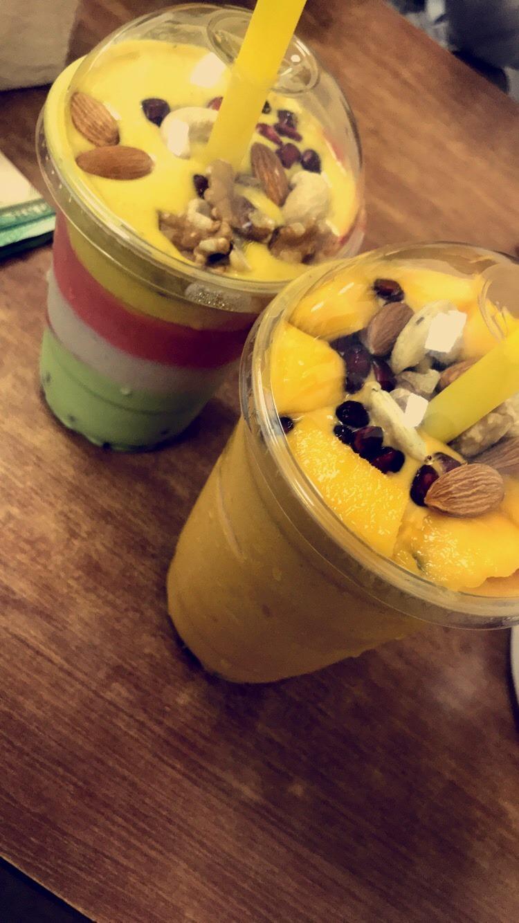 Go fresh and Hawaii @ Go Fresh Cafe - Bahrain