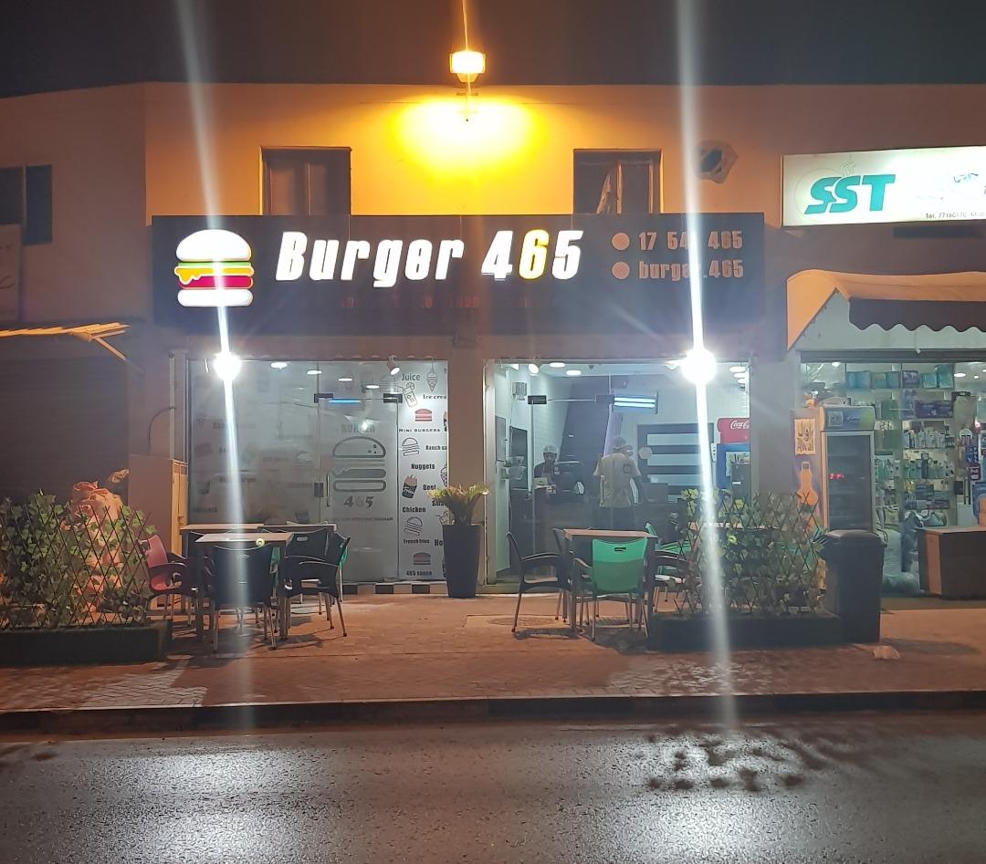 Burger 465 - Bahrain