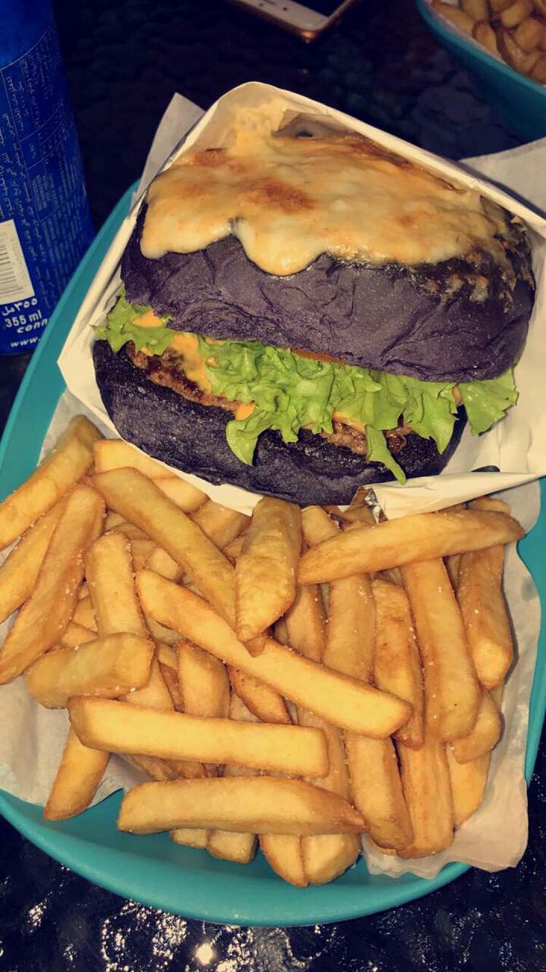 HAPPY WEEKEND #JOY_BURGER @ Joy burger - Bahrain