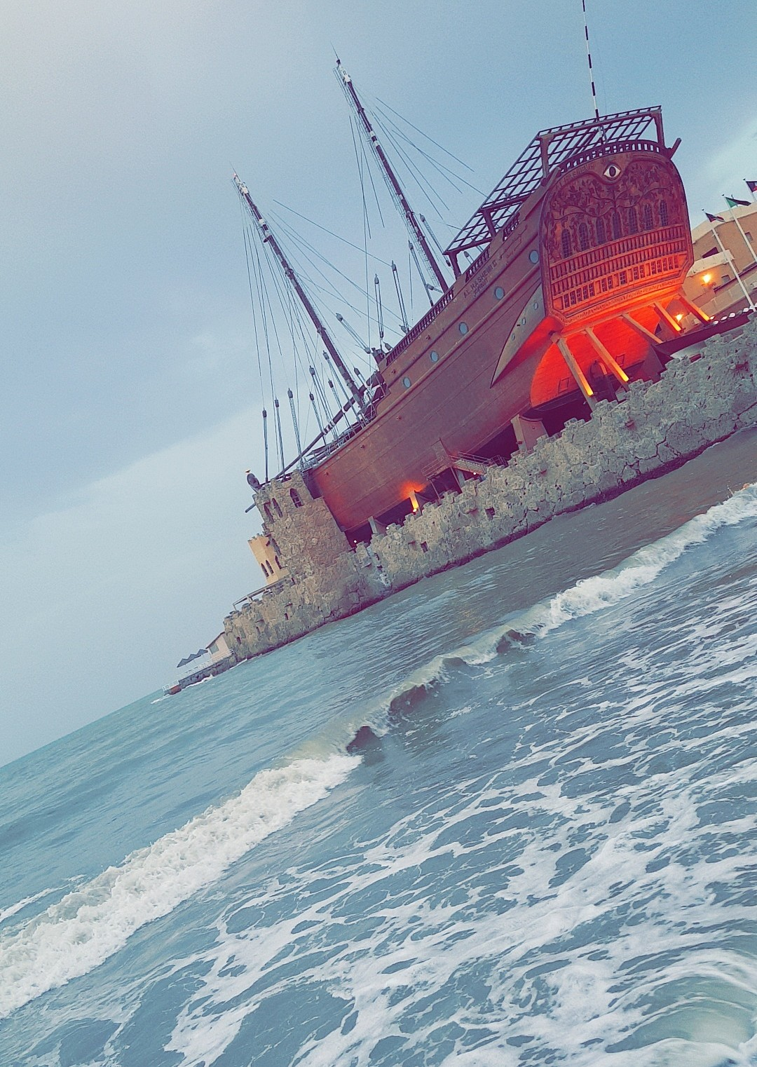 The palms beach @ The palms beach hotel and spa - الكويت