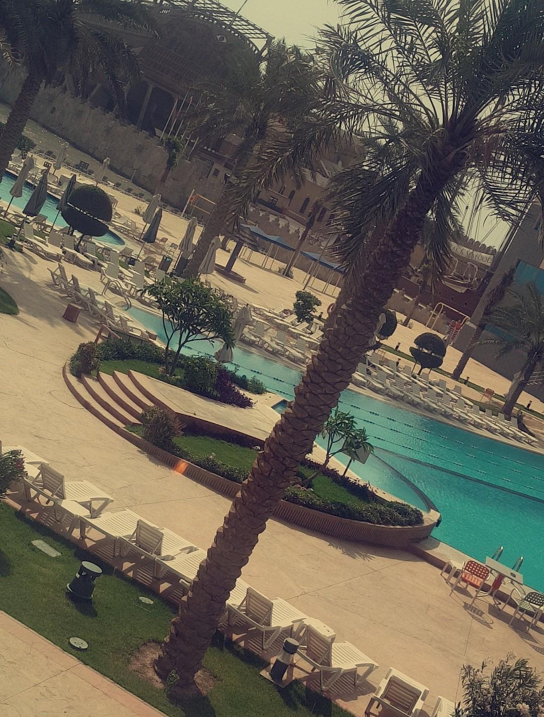 #palms_beach_hotel @ The palms beach hotel and spa - الكويت