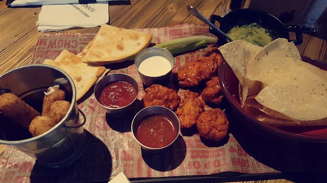 Appetizer 👌 @ Applebees - الكويت