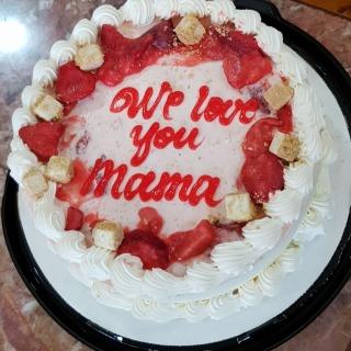 Happy Mother's day #icecream #cake