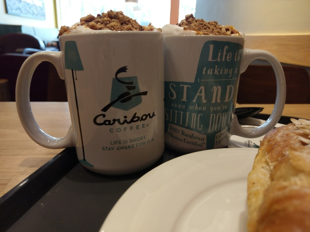 Caribou Coffee - Bahrain