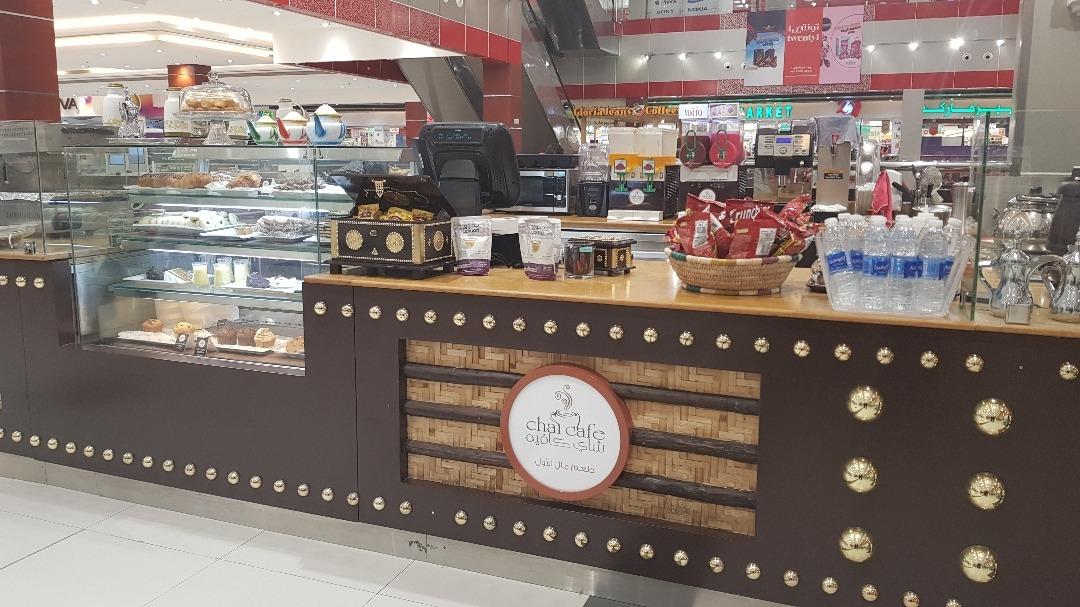 Newly opened @ Chai Cafe - Bahrain
