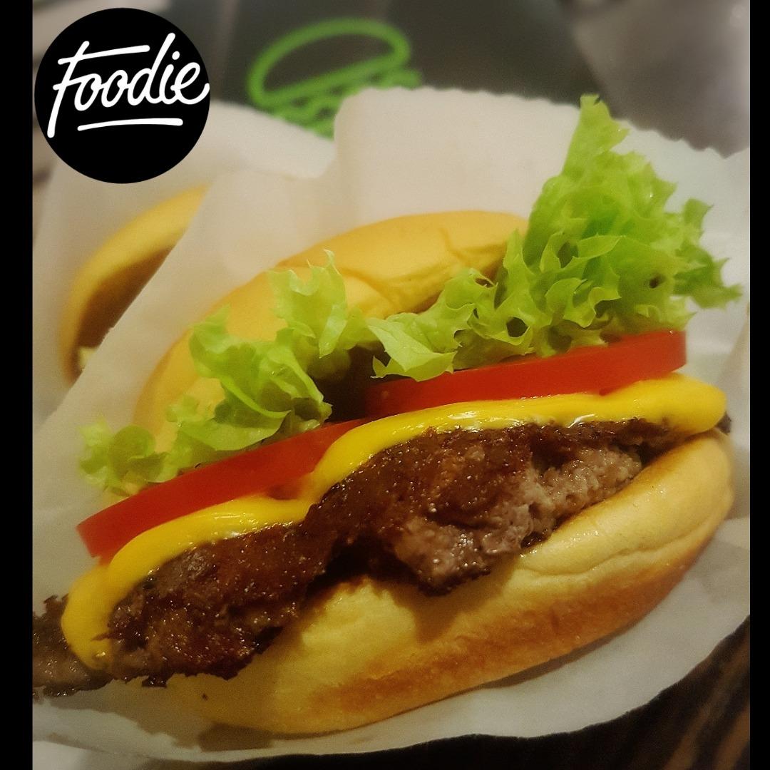 Shack burger @ Shake Shack - Bahrain