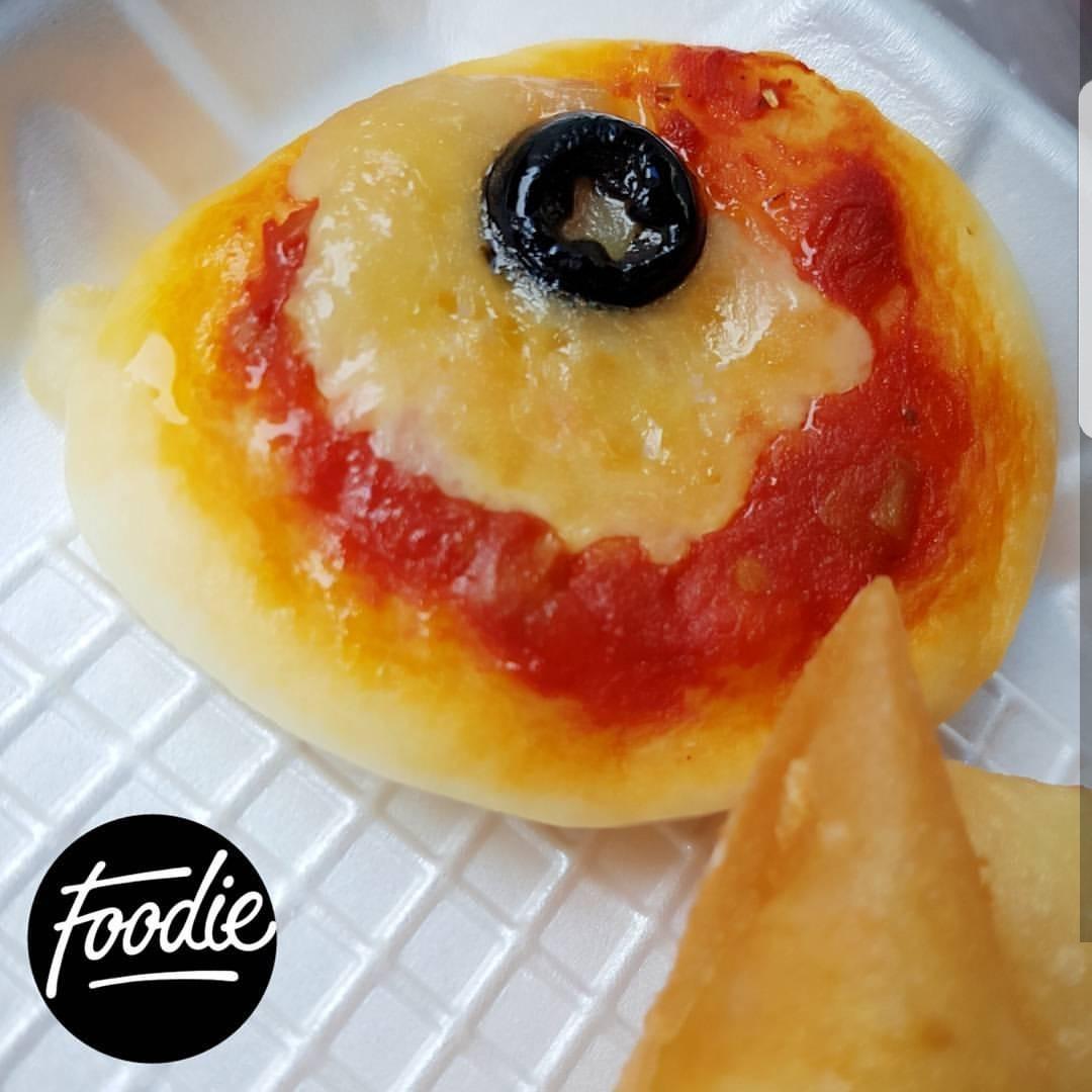 Mini pizza � @ Tariq Pastries - Bahrain