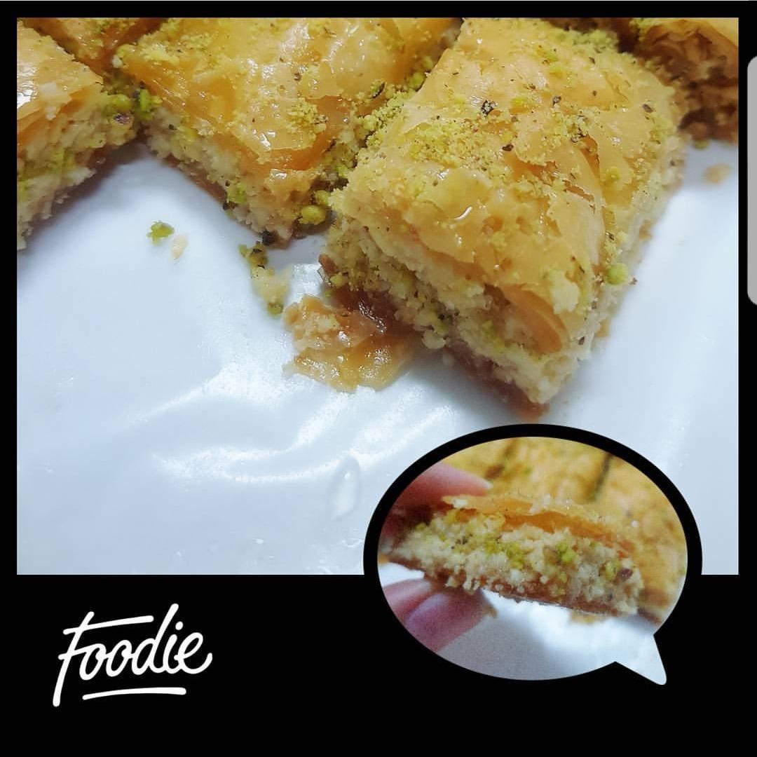 Baqlava @ Tariq Pastries - Bahrain