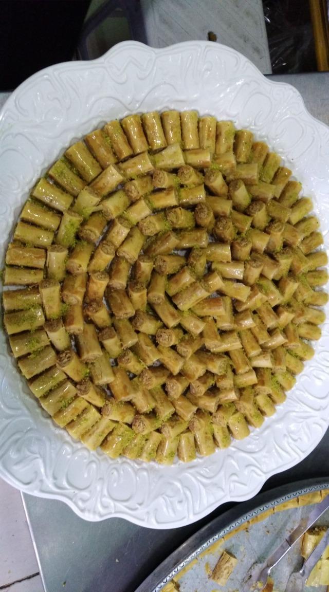 حلويات طارق فرع جدعلي