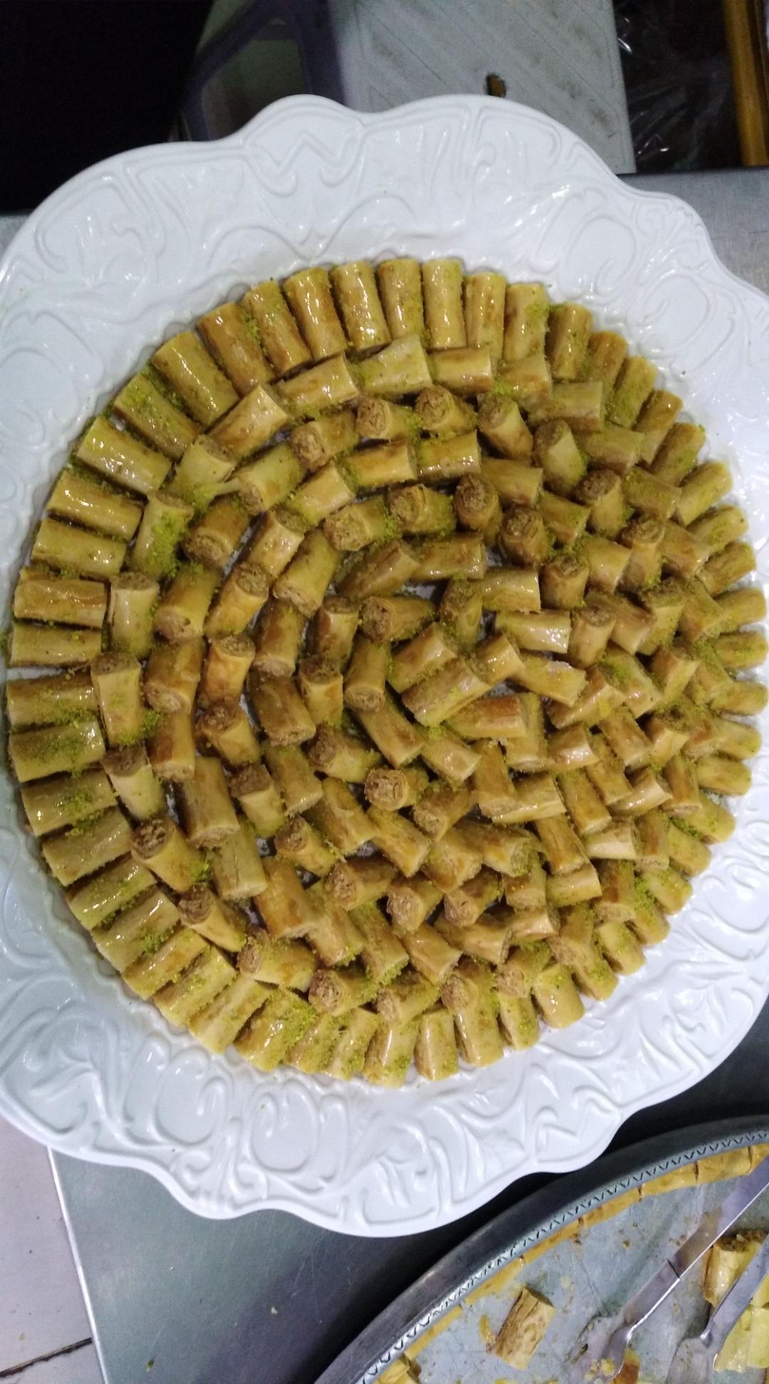 حلويات طارق فرع جدعلي @ Tariq Pastries - Bahrain