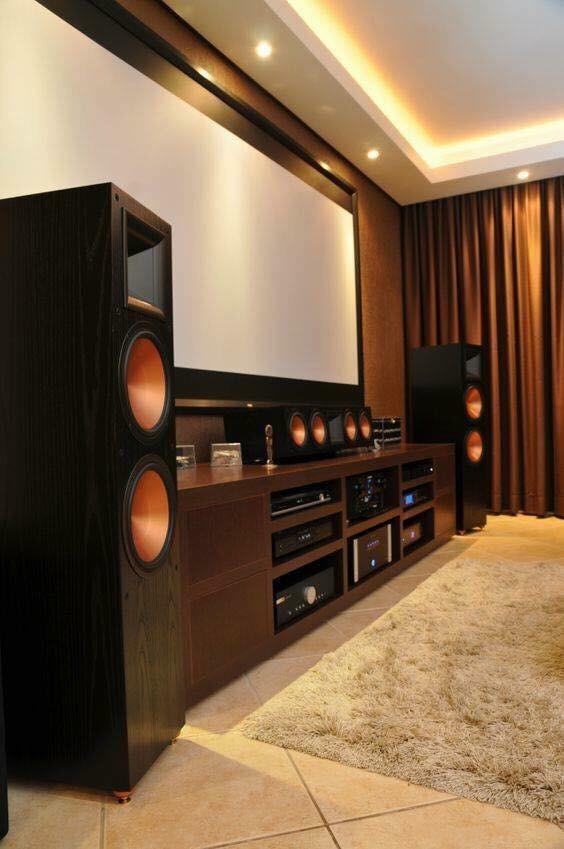 #home#theater @ Martinville Acoustics - Bahrain