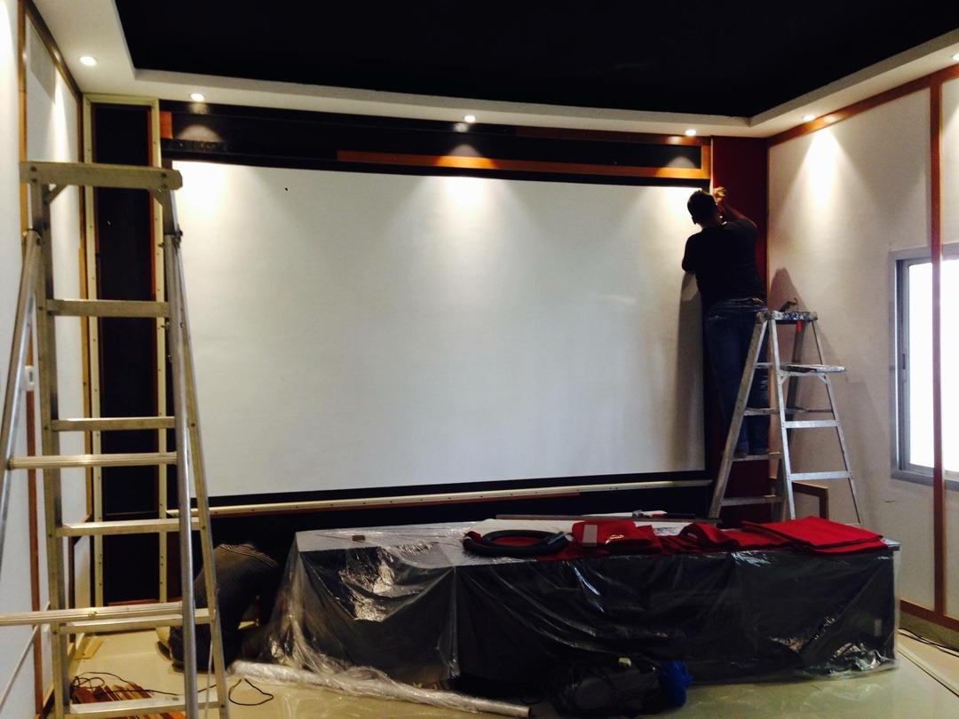 #mvacoustics #home #Cinema #entertainment @ Martinville Acoustics - Bahrain
