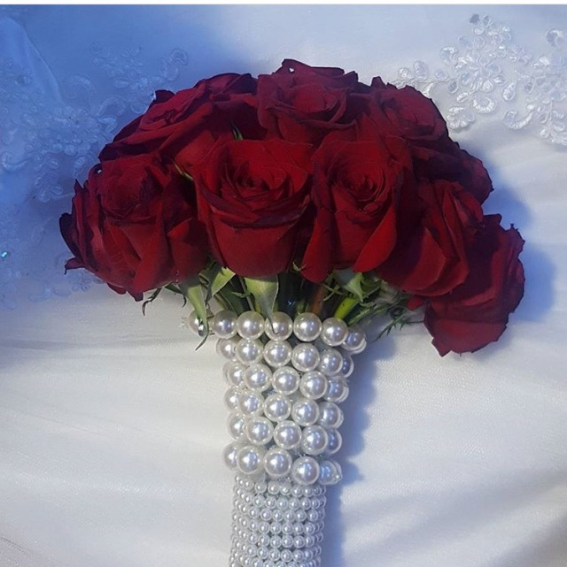 #flowers #roses #florist #fresh #bahrainflowers #wedding