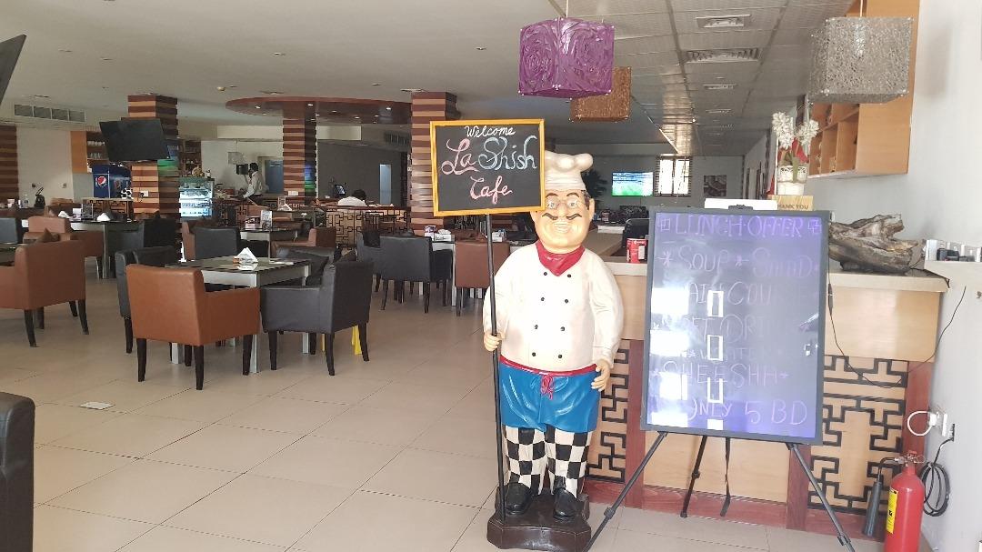 LaShish Restaurant & Cafe - Bahrain