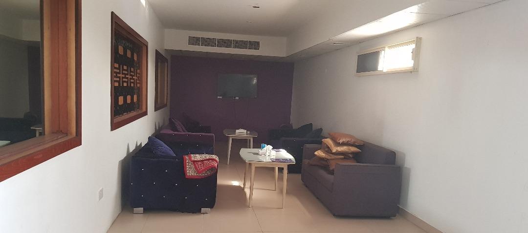 Room for a group party @ LaShish Restaurant & Cafe - Bahrain