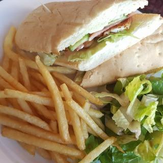 Halloumi Sandwich 👌
