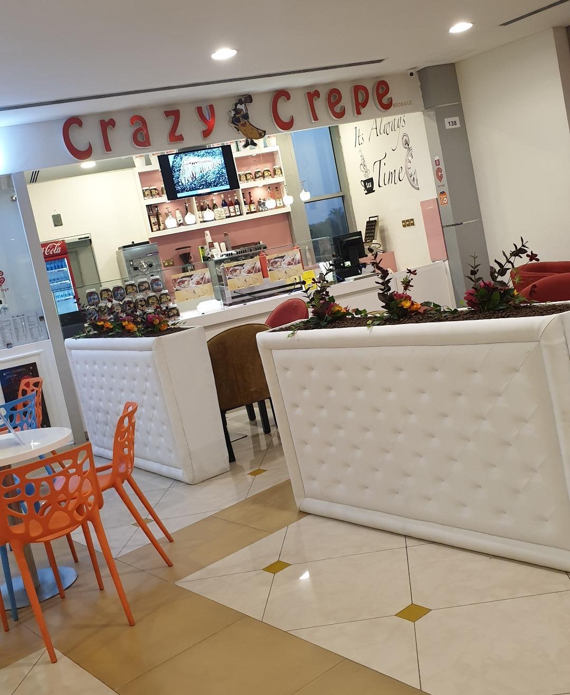 Crazy Crepe - Bahrain