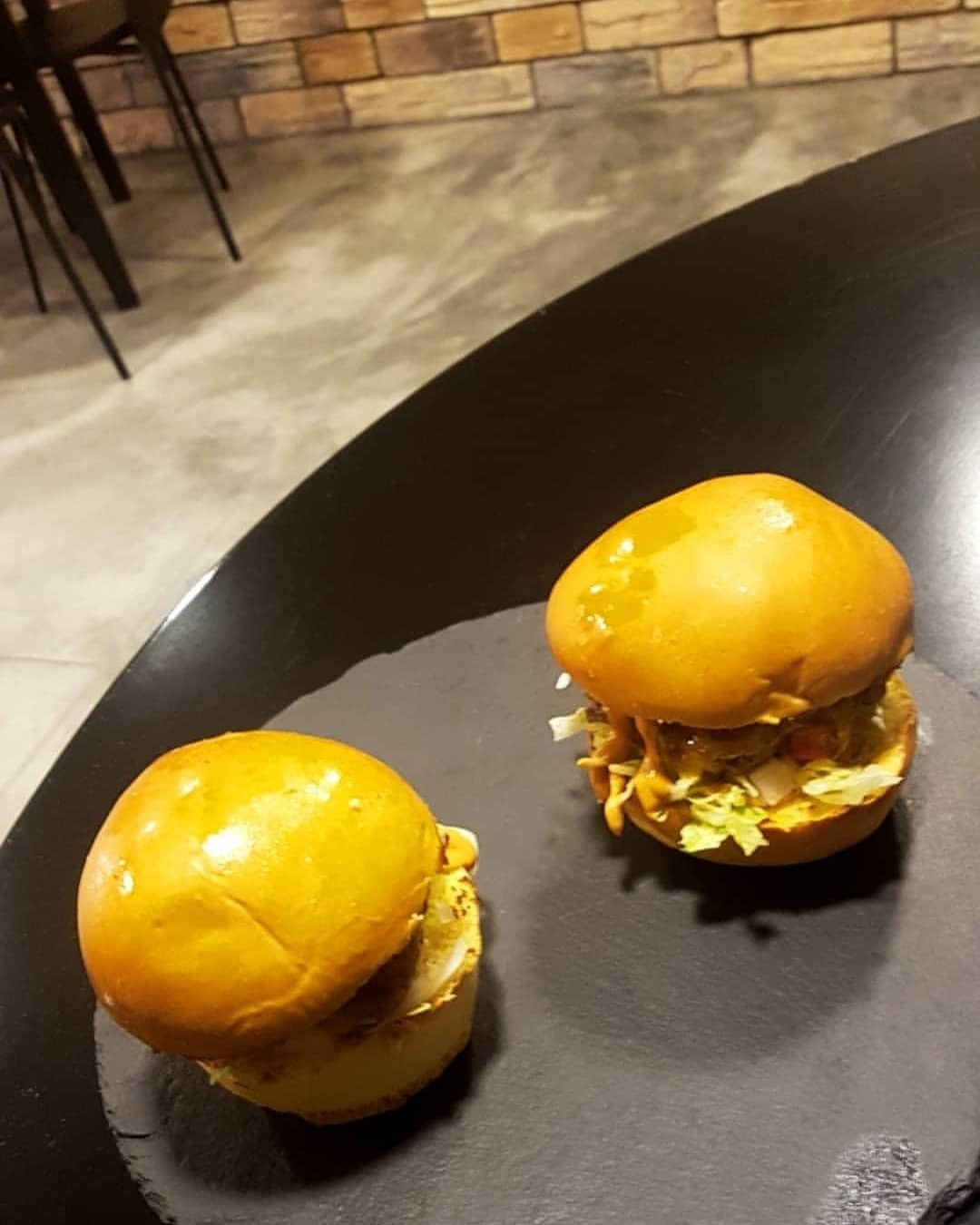 Classic slider @ The Munch Box - Bahrain