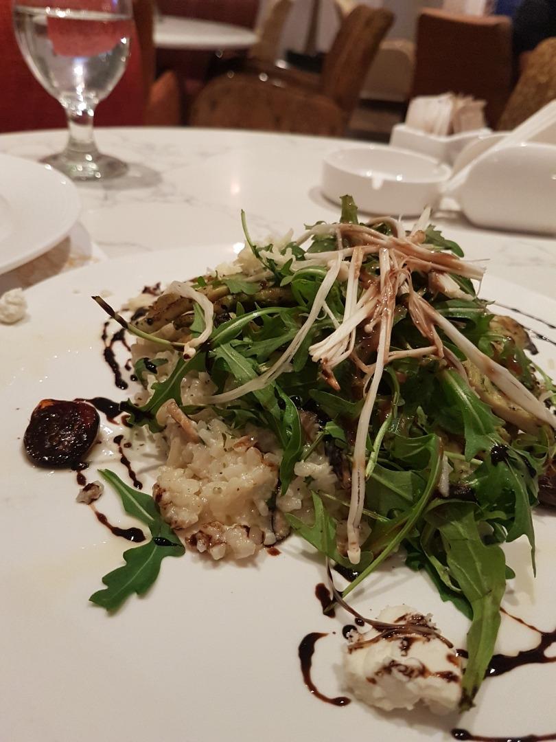 chicken risotto @ Arabella Restaurant & Cafe - Bahrain