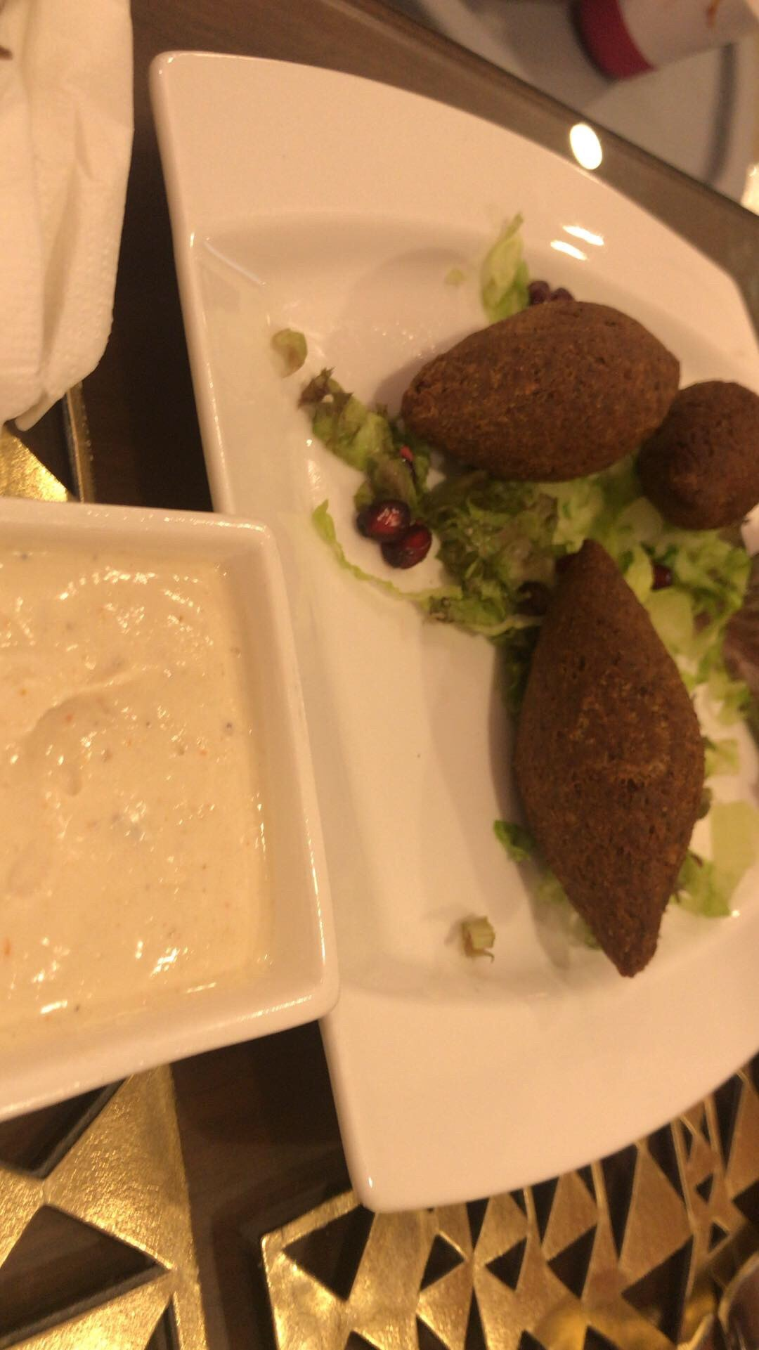 Kebba @ Le Petit Restaurant - Bahrain