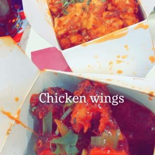 Chicken wings 🧡