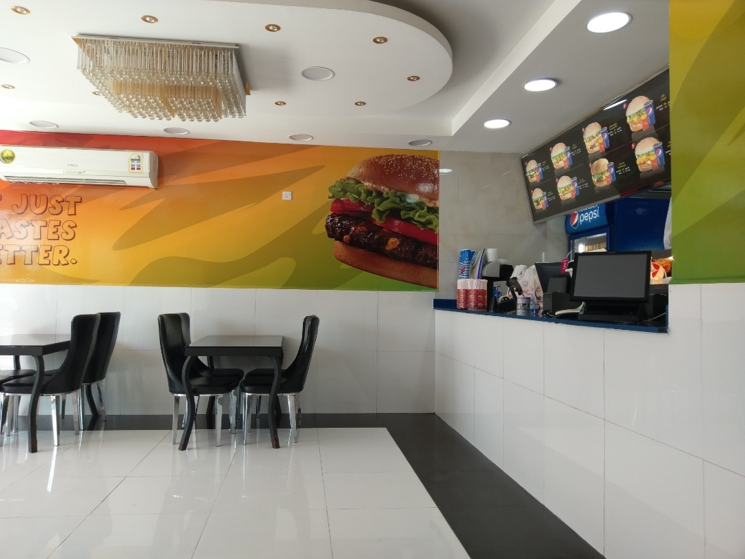 Burger express - Bahrain