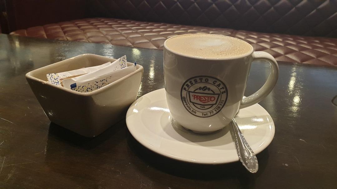 Presto Cafe - Bahrain