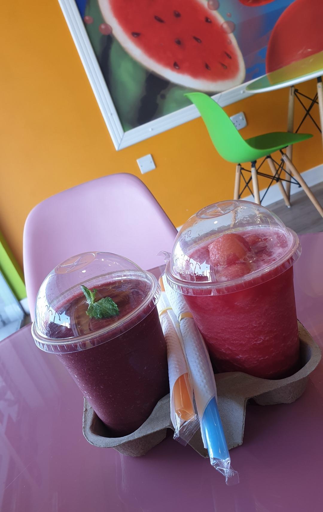 Fruit Ninja Juice - Bahrain