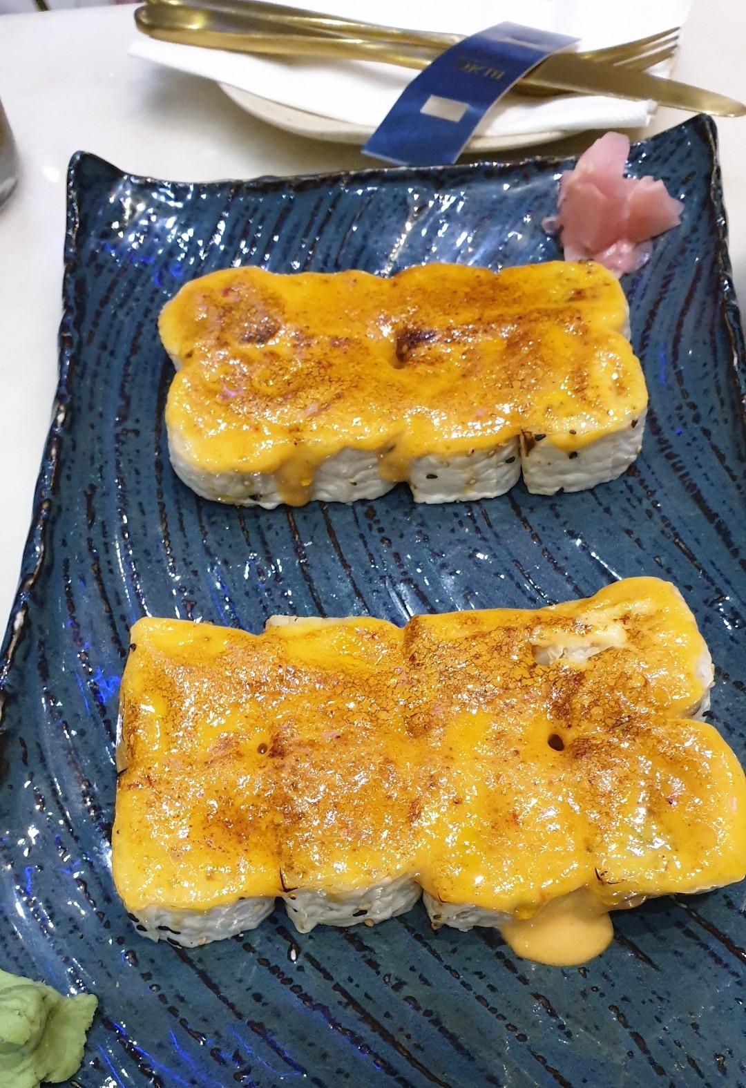 Sushi @ Biko Restaurant - Bahrain