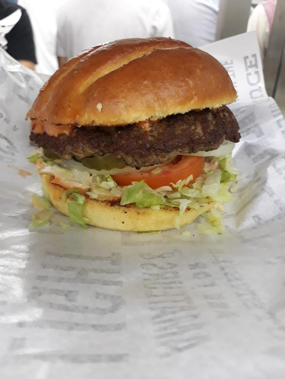 burger @ Buffalo Wings & Rings - Bahrain