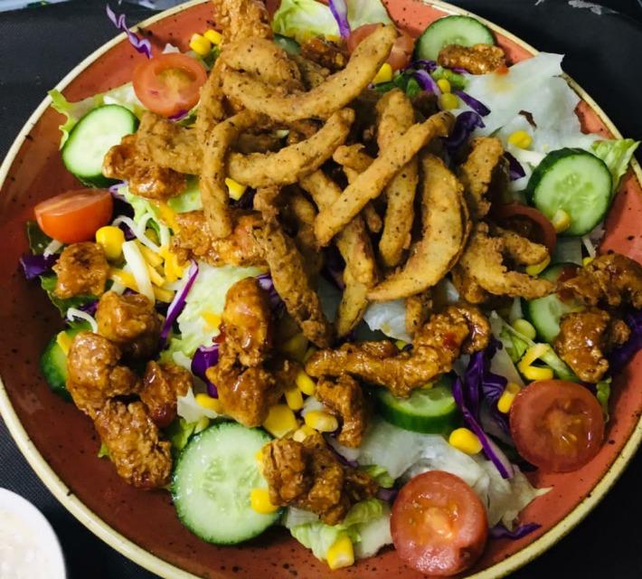 Asiana Salad