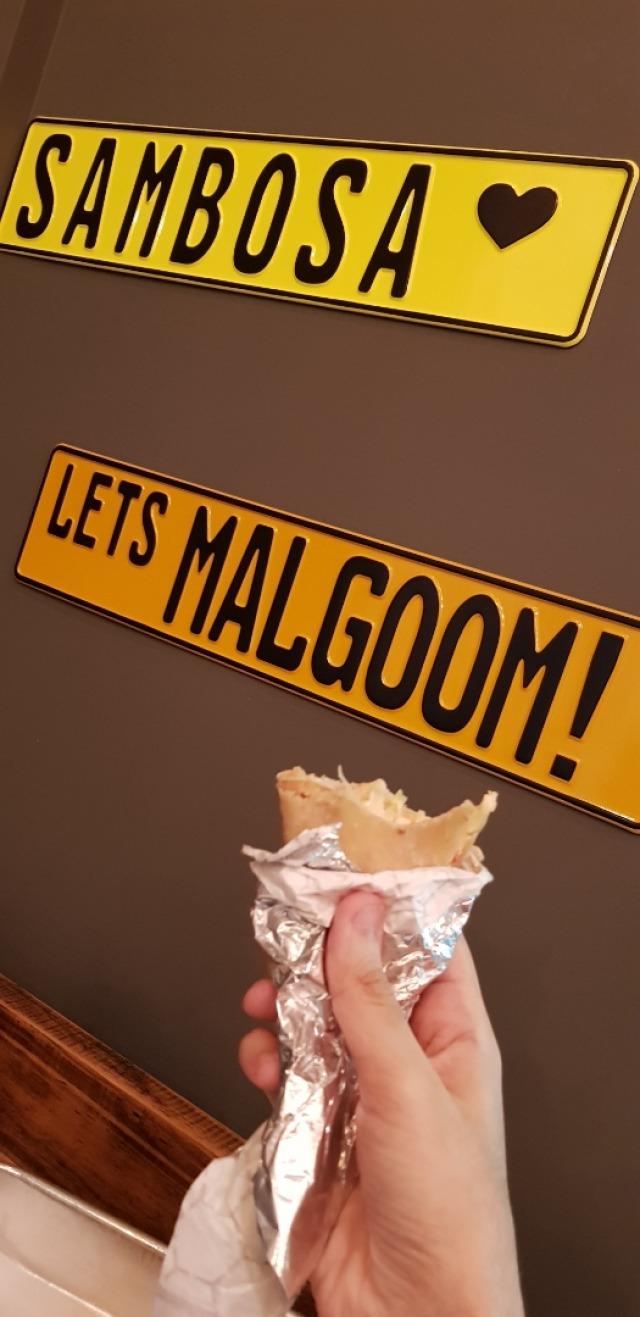 😍💕... #malgoom #Shawarma