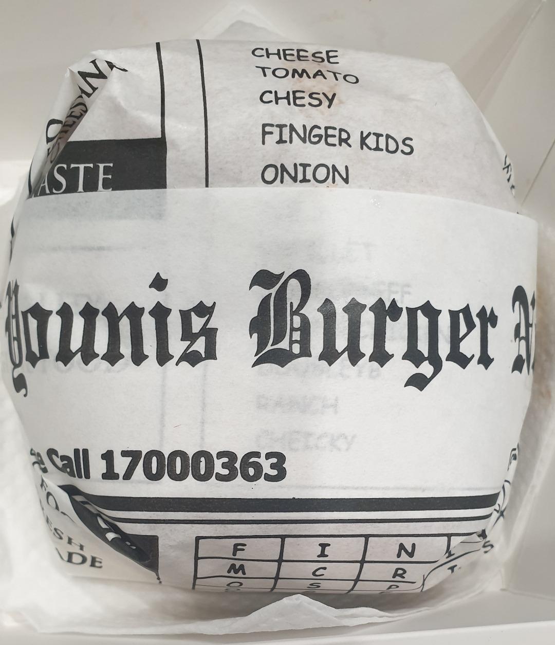 Younis Burger - Bahrain