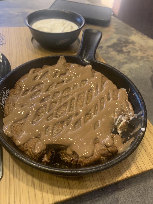 Yummy cookies @ Johnny Custard Dessert - Bahrain