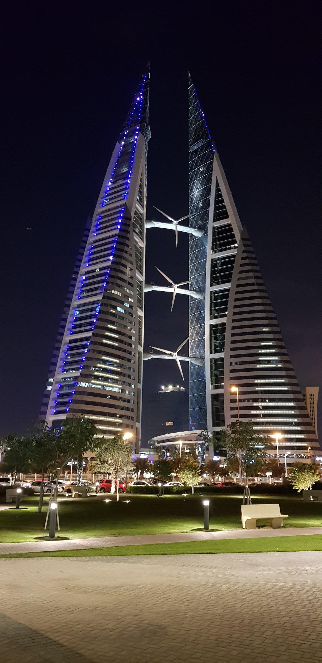 Bahrain World Trade Center - Bahrain