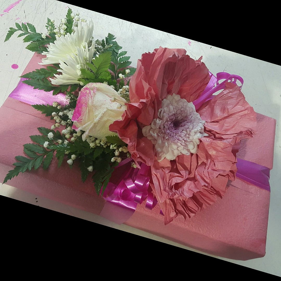 #Happy_mothers_day � @ Holland Flower Shop - Bahrain