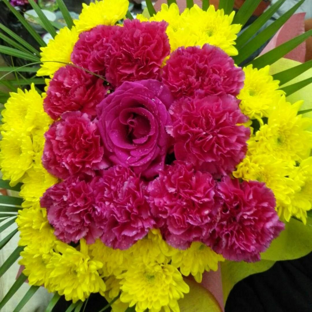 #Happy_mothers_day #flower @ Holland Flower Shop - Bahrain