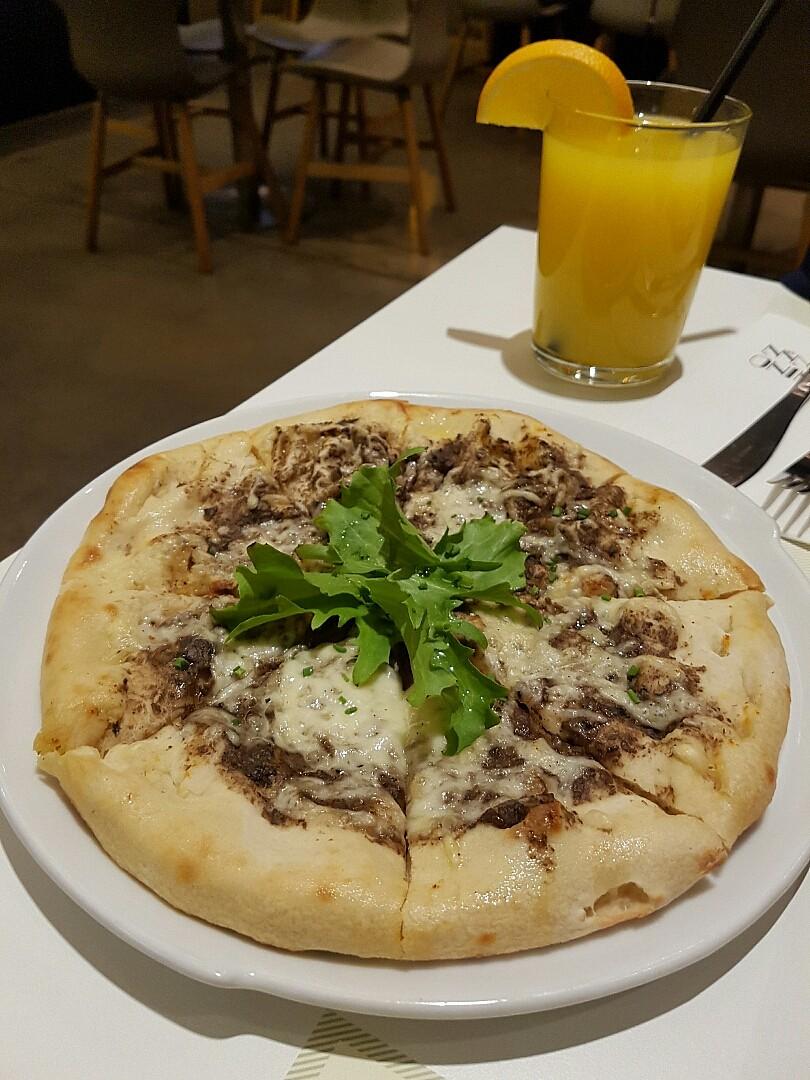 #nino #نينو truffle bread @ نينو - البحرين