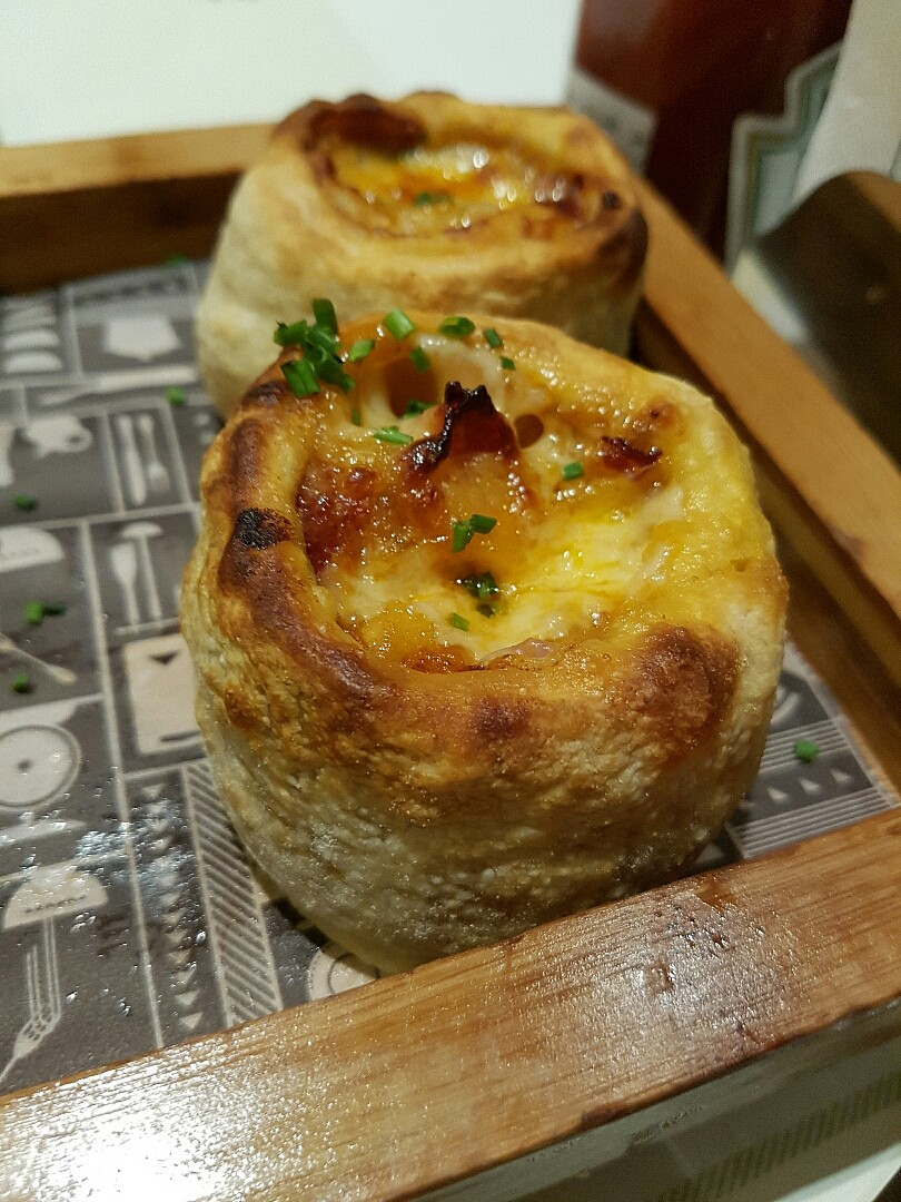 #nino #نينو pepperoni rolls @ نينو - البحرين