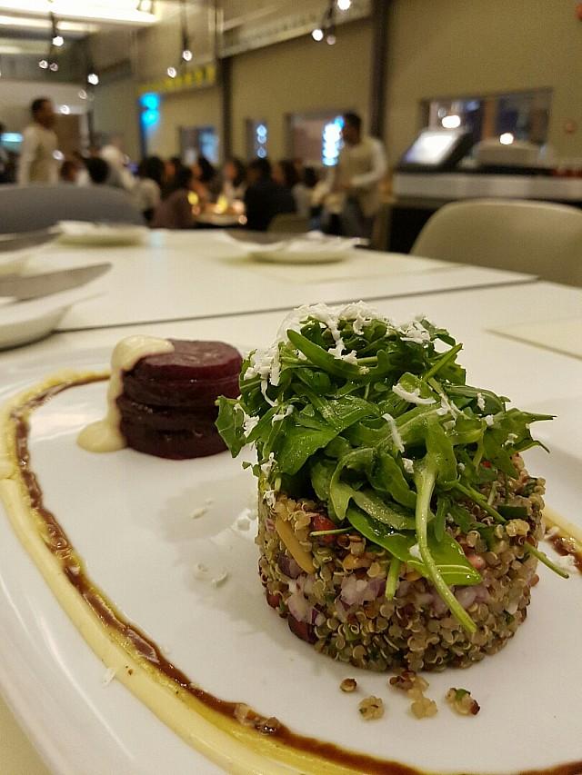 #nino #نينو Quinoa salad