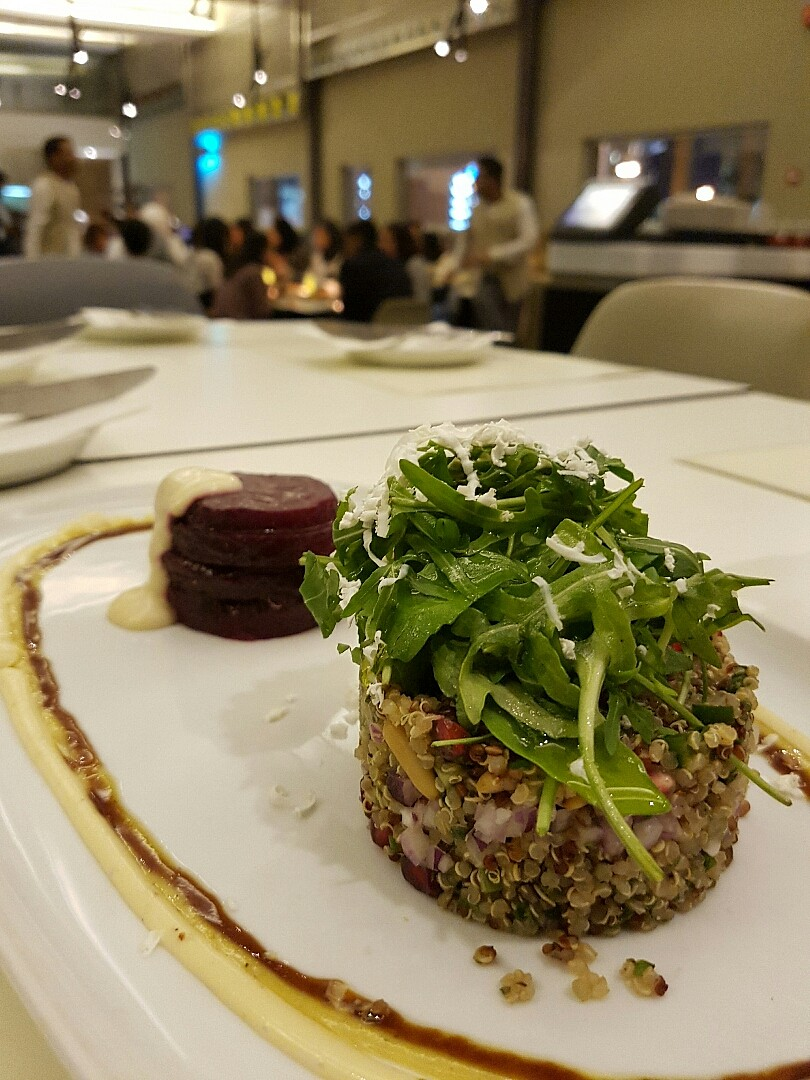 #nino #نينو Quinoa salad @ Nino - Bahrain