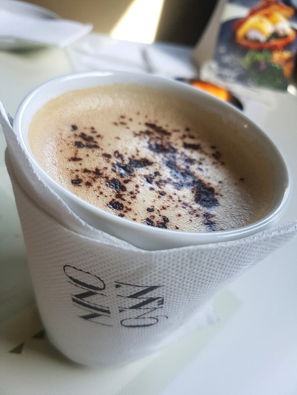 Caffe mocha @ Nino - Bahrain