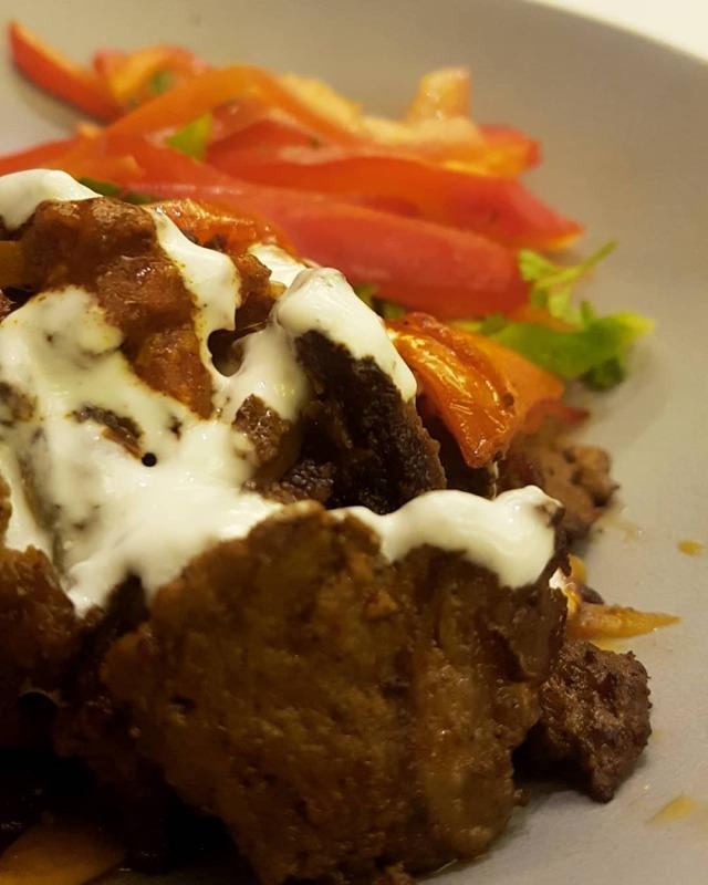 Iskander kebab