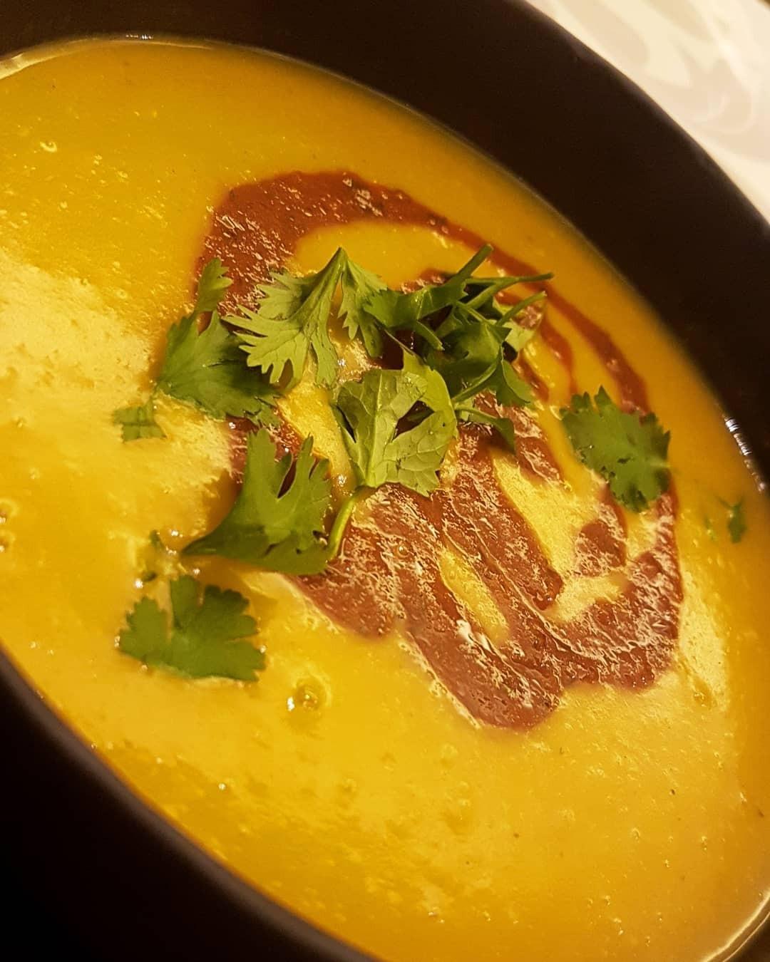 Lentil soup @ Nino - Bahrain
