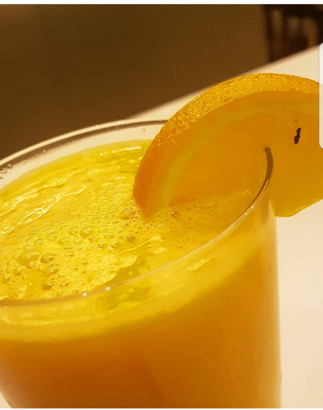 Orange juice @ Nino - Bahrain