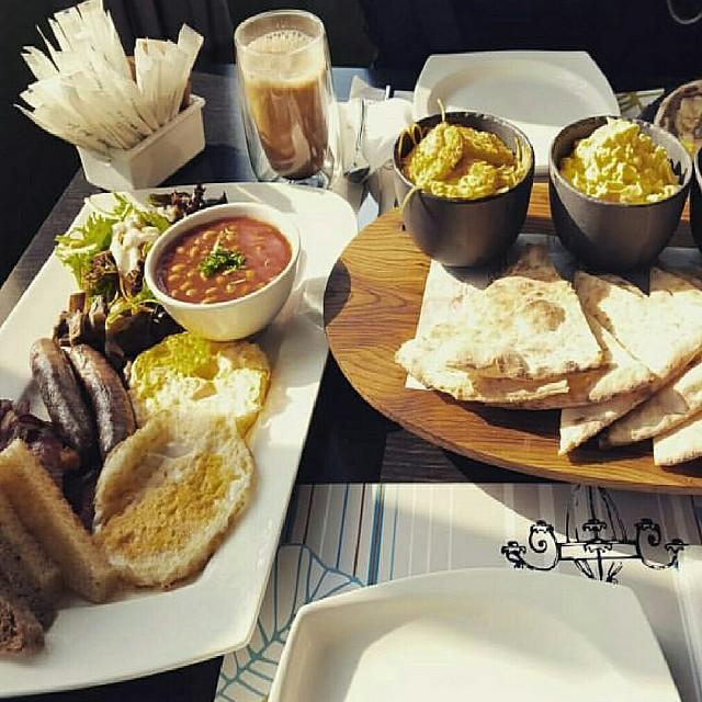 #breakfast #lechocolat